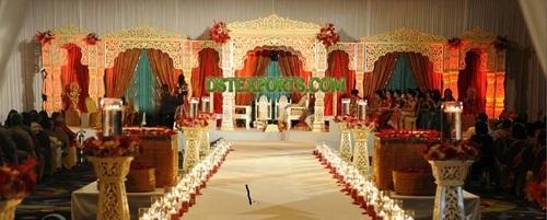 ROYAL WEDDING STAGE SET