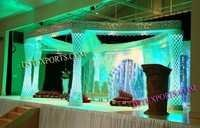 Wedding Butterfly Mandap