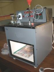 Saybolt Viscometer Apparatus SV 01