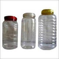 Plastic Pickles Jars
