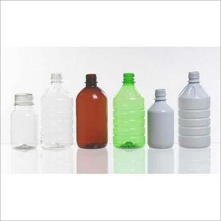 Pesticide Pet Bottles