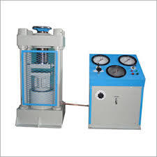 Compression Testing Machine 4 Pillars Type CTM 4P0