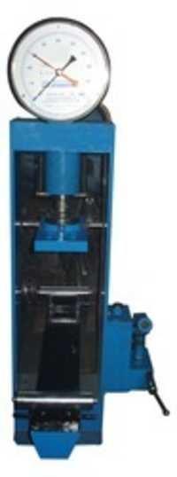 Flexure Testing Machine Motorized Rilem  Cembureau Test FTM01