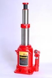 Hydraulic Jack Central Hole Type Capacity 50 Tonnes HJ03