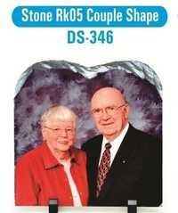 Stone RK 05 Couple Shape
