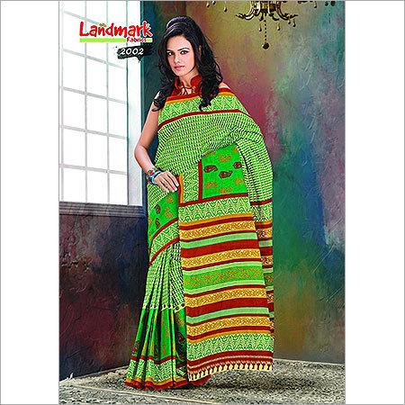 Indian Printed Sarees