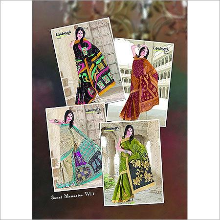 Fashion Cotton Saree