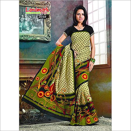 Fancy Printed Sarees