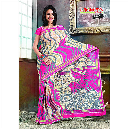 Cotton Fabric Sarees