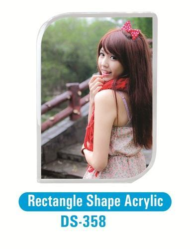Rectangle Shape Acrylic