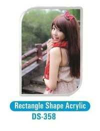 Rectangle Shape Acrylic