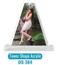 Tower Shape Acylic