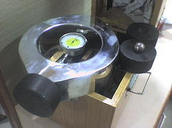 Compression Proving Rings - (CPR-01)
