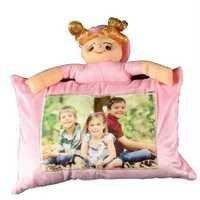 Doll Pink Cushion