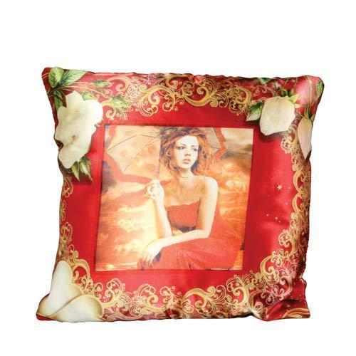 Printed Square 16x16 Cushion