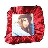 Satan Frill Cushion