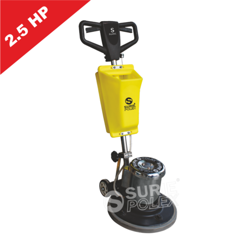 Single Disc Diamond Polisher 2.5 HP