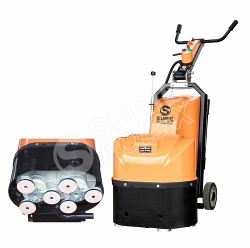 Concrete Floor Polishing Machine