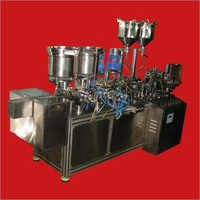 Automatic Metal Jotter Refill Filling Machines
