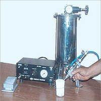 Semi Automatic Grease Filling Machine