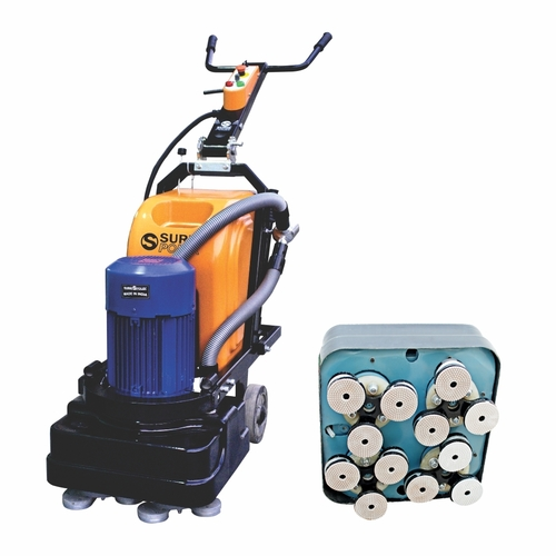 Floor Grinding & Polishing Machines
