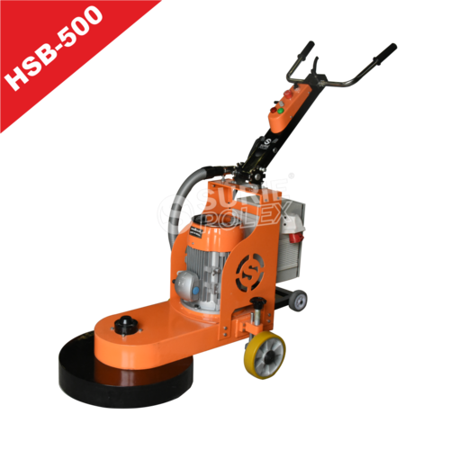 Concrete Buffing Machine