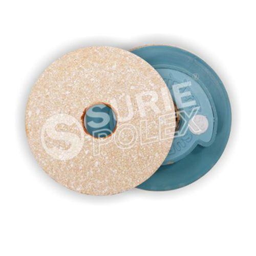 Marble Polishing Abrasive Chamfering Snail Lock 5X