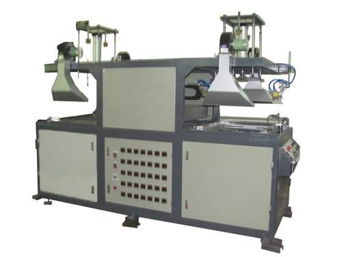 Double Station Plastic Thick Forming Machine