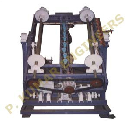 Rock N Roll Rotational Moulding Machine