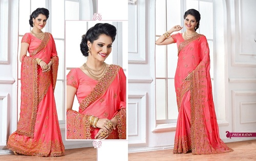 Party Wear Sarees