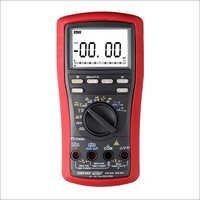 AC;  AC+ DC TRUE RMS DIGITAL MULTIMETER WITH PC INTERFACE