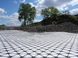 Biaxial Geogrid