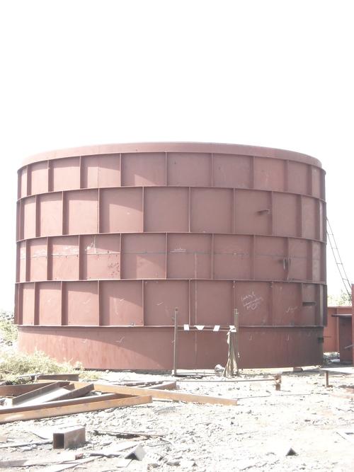 Bunker Shell Fabrication