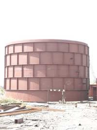 Bunker Shell Fabrication