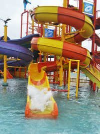 Loop Water Slide