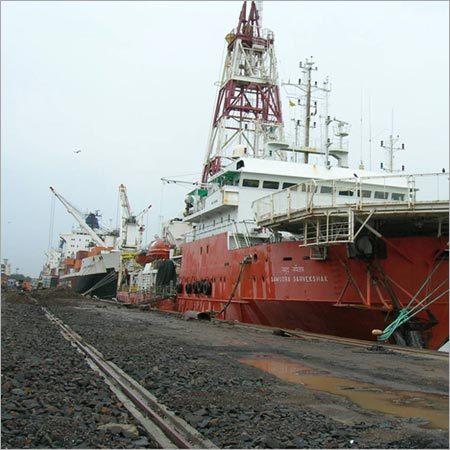 Crane Rails Tracks