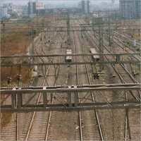 Concrete Railway Track