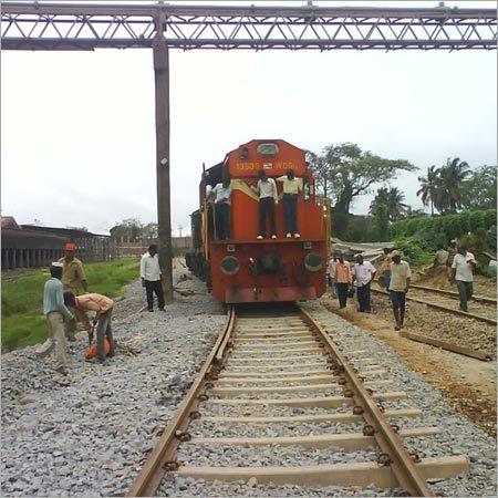 Rail Train Track