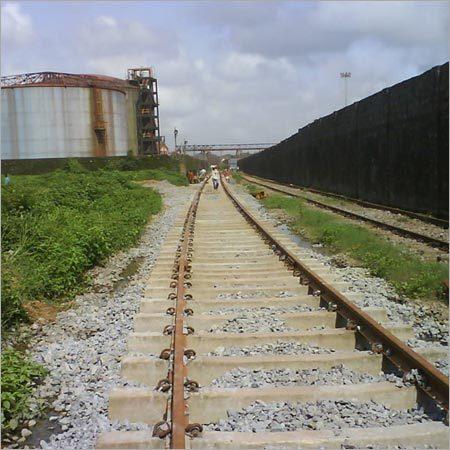 Rails Crane Rail