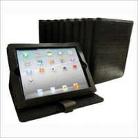Braided Leather IPad Case