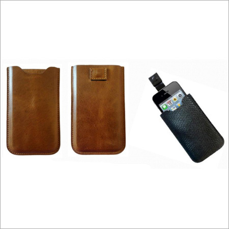 Leather Phone Pouches