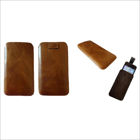 iPhone 4 Soft Leather Sleeve