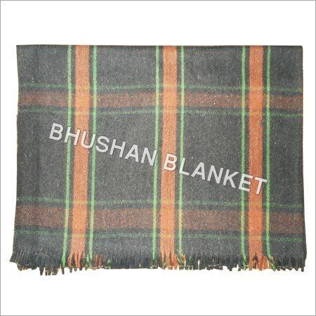 Railway Blanket