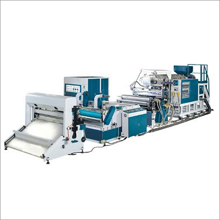 Pp Film  Sheet Extruding Machine