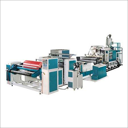 Pp Film Making Machine Extruder