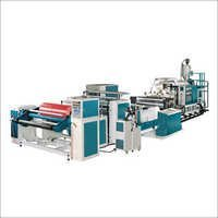Pp Film Making Machine Extruder