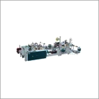 Twin Line File Pockets Sealing Machine