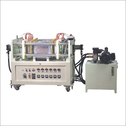 Two Side Expansion File Forming Unit