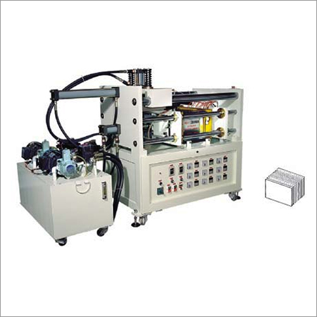 Three Side Expansion File Forming Machine