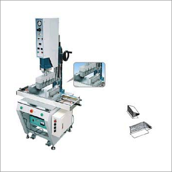 PP Ultrasonic Welding Machine